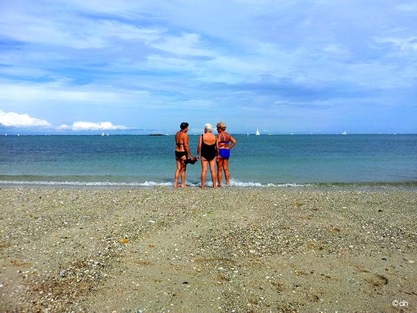 Pin up des plages