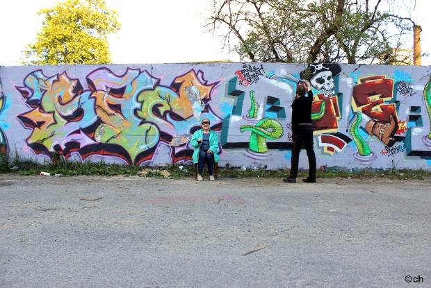 canal saint martin rennes graffitis